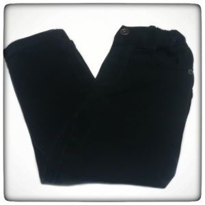 The Childrens Place Boy Black Skinny Jeans-3T